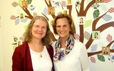 Unsere Schirmherrin Karin Seehofer konnte Anfang April ihren 60. Geburtstag feiern