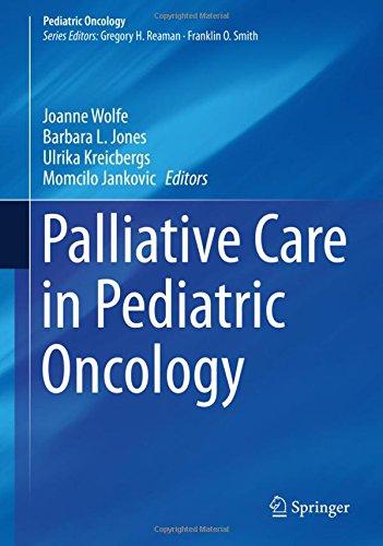 Fachbuch über Kinderpalliativmedizin in der Onkologie
